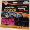 "Rok Adjustable Stretch Strap 12-42"" Pink Reflective"