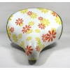 BicycleHero Womens Comfort Seat Saddle Super Wide Flower