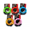 Tonyon A-7 4Digit Bicycle Lock 12x800mm 5colors