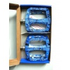 Wellgo BMX DH FR Bike Bicycle pedals LU-A52 Blue