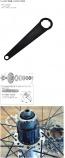 Shimano Y1Z702000 TL-HG09 Lockring Tool