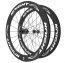Knight Composites 65w-dt Swiss 240s Carbon Clincher Wheelset- 700c White