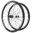 Knight Composites 35W-Dt Swiss 240s Carbon Clincher Front Wheelset- 700c Black