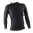 Race Face Stark Wool Jersey Long Sleeve Black