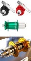 Chris King Rear Hub 142 x 12mm 5colors