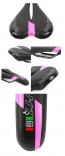 Selle Italia X1 Lady X-Cross Flow Womens Saddle Seat Black Pink