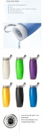 Polar Twist Plastic Water Bottles 750ml 6colors