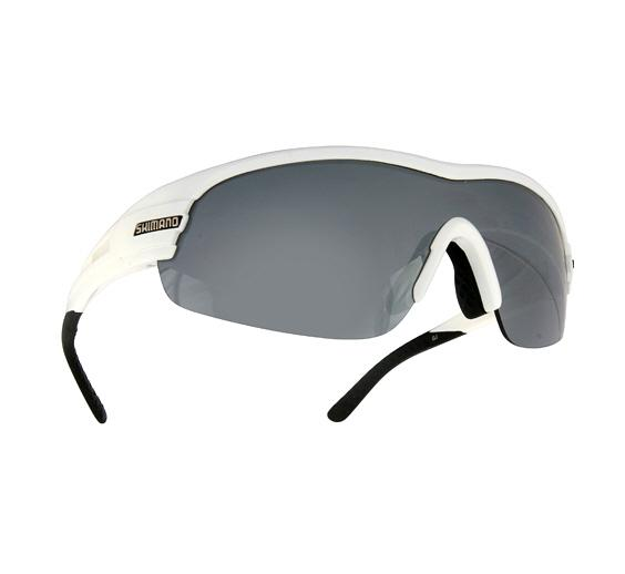 Shimano-Spark-Goggles-Sun-glasses-Shiny-White